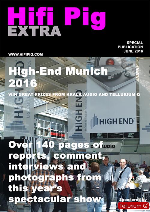 High End Munich 2016 FREE E-Magazine