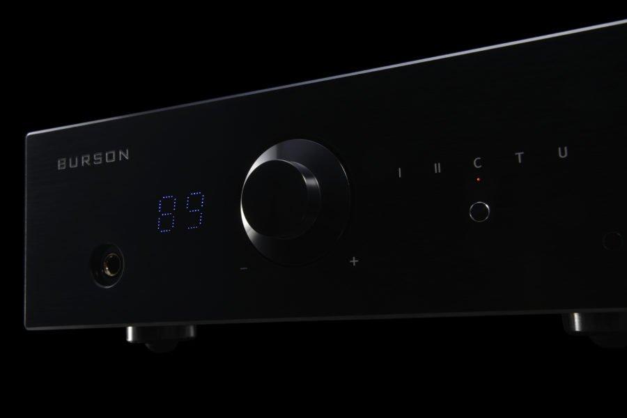 Burson Announce Noir Edition Conductor V2+ Headphone Amplifier/DAC/Preamplifier