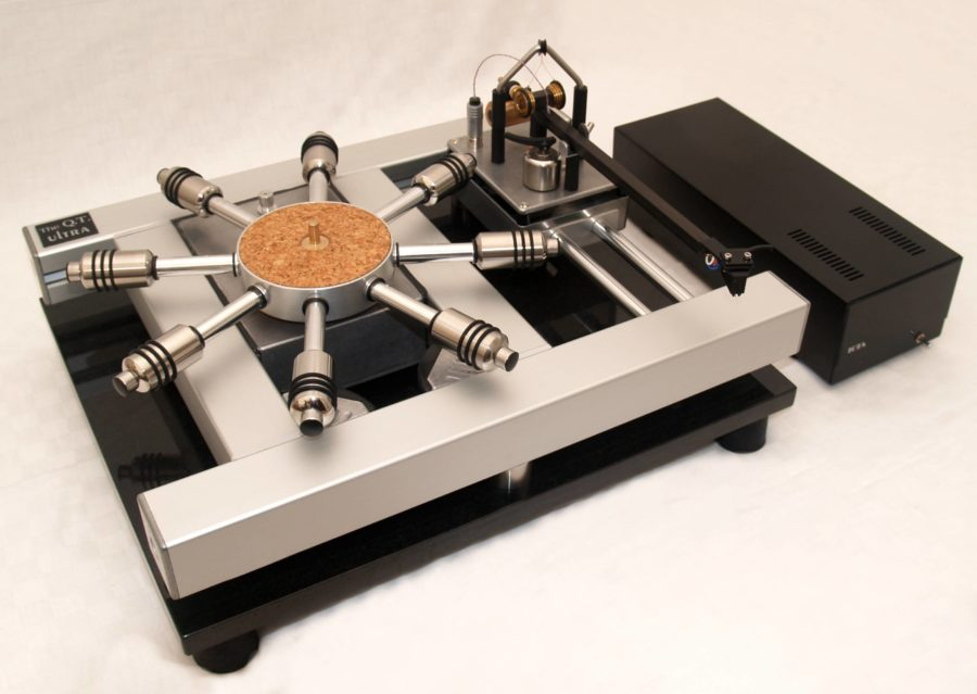 iota- audio-design-QT Ultra-SP- turntable