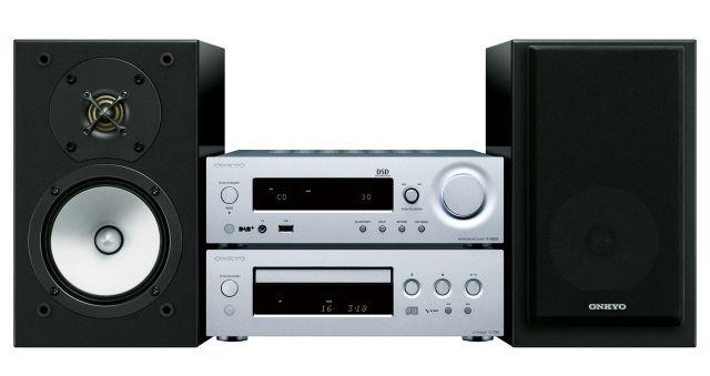 Onkyo CS-N1075 Compact Hi-Fi System