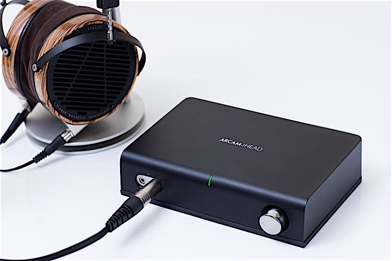Arcam of Cambridge: The rHead is a discrete true-linear Class-A analogue headphone amplifier, designed for the highest possible performance, outperforming all competition at anywhere near the affordable price. www.arcam.co.uk - www.robfollis.com