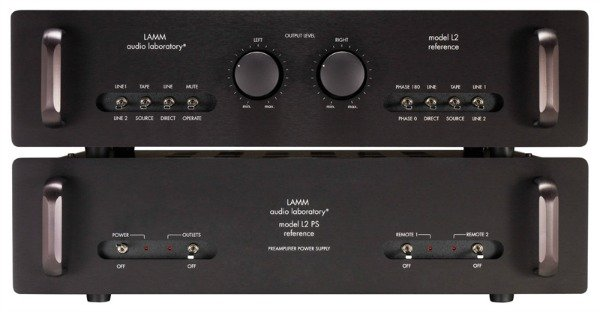 LAMM Announce L2.1 Reference Preamplifier