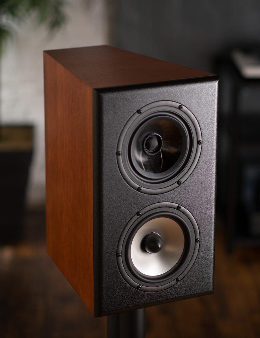Von Schweikert UniField 2 MKIII Loudspeaker Announced