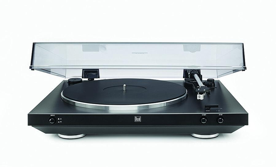 Dual gramofon
