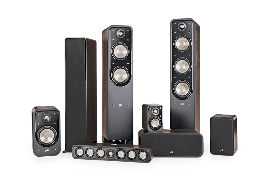 definitive audio. the signature series is first polk audio line to receive hi-res certification, coupled with polk\u0027s power port® technology and a re-imagined design for definitive