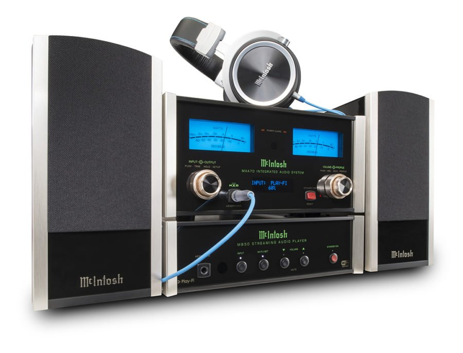 McIntosh MB50 Network Player Now Available UK | Hifi Pig