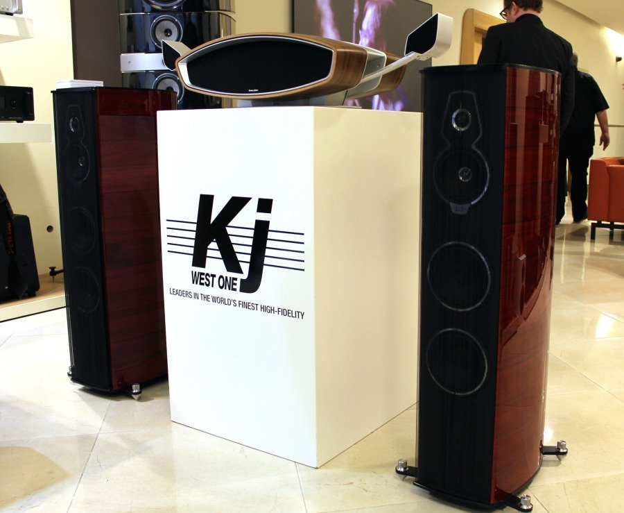 Sonus Faber Homage Tradition Loudspeaker Launch | Hifi Pig