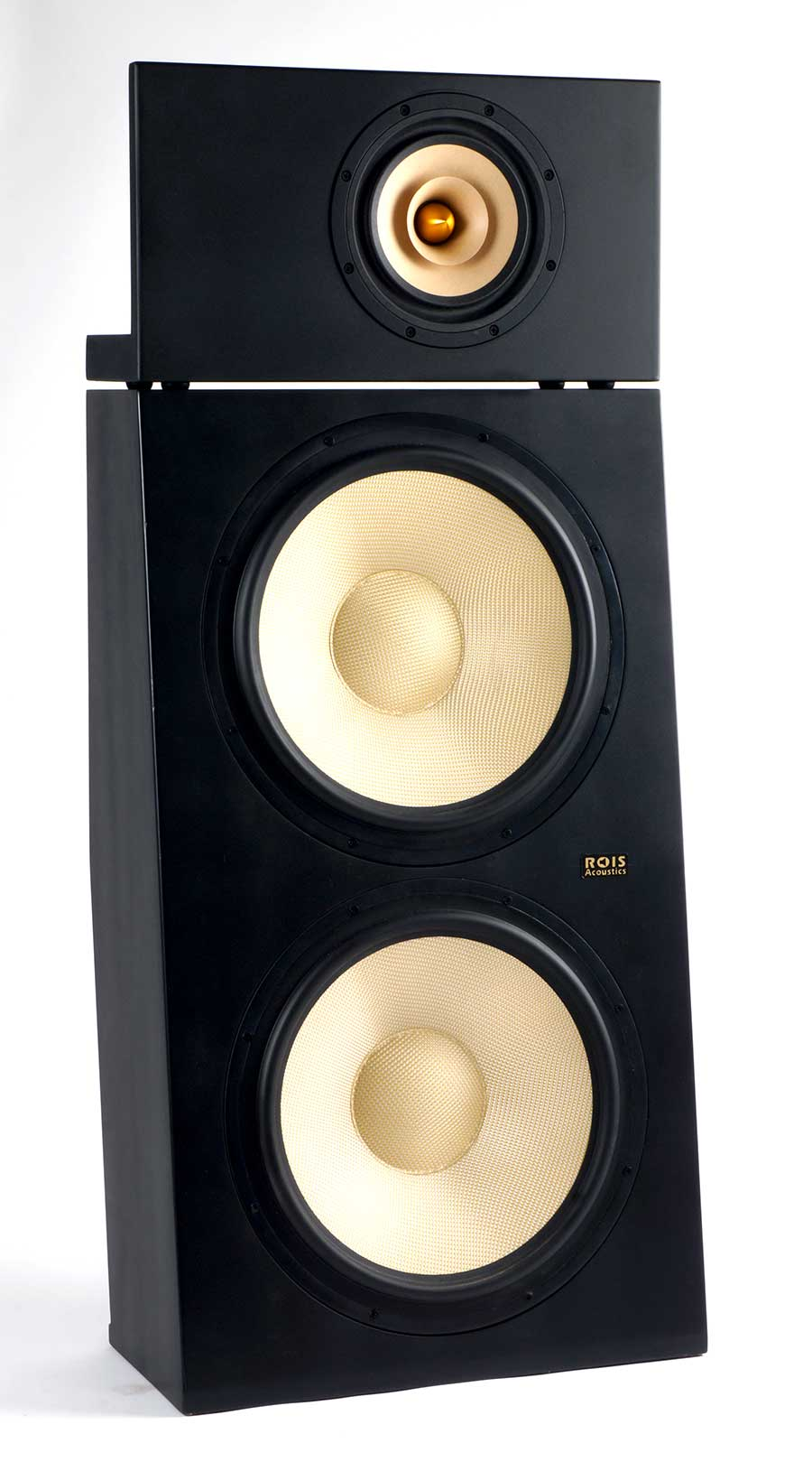 Rois Acoustics Launch Minoas Open Baffle Speaker Hifi Pig
