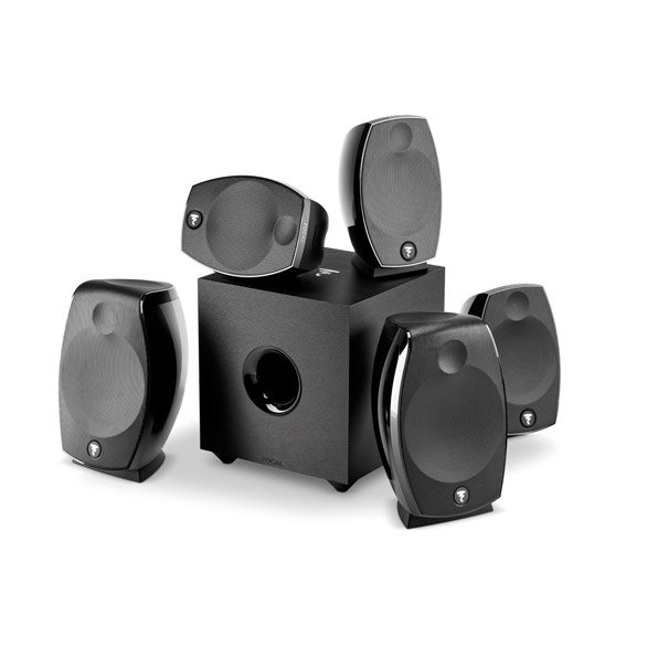 focal launches sib evo for home cinema hifi pig. Black Bedroom Furniture Sets. Home Design Ideas