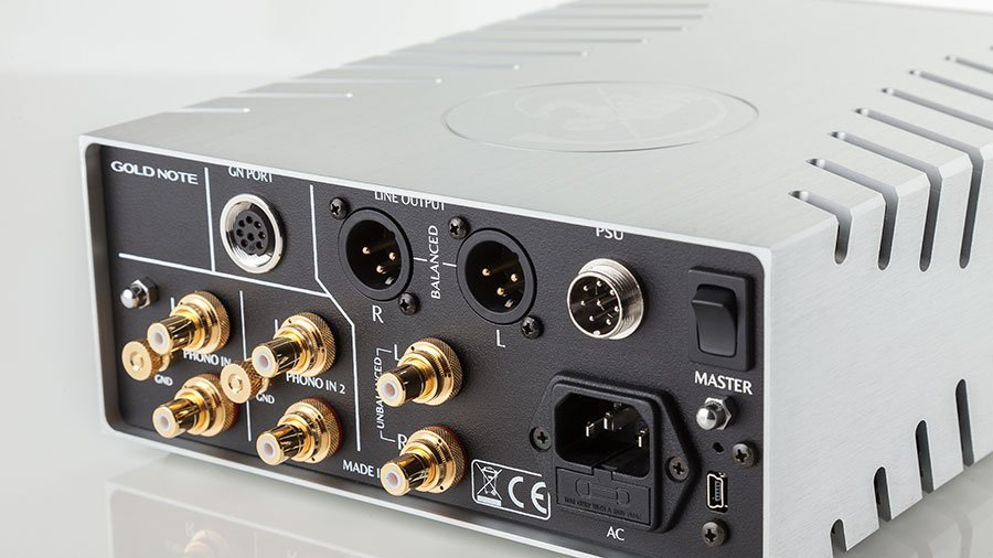 Gold Note PH-10 Phonostage Review | Hifi Pig