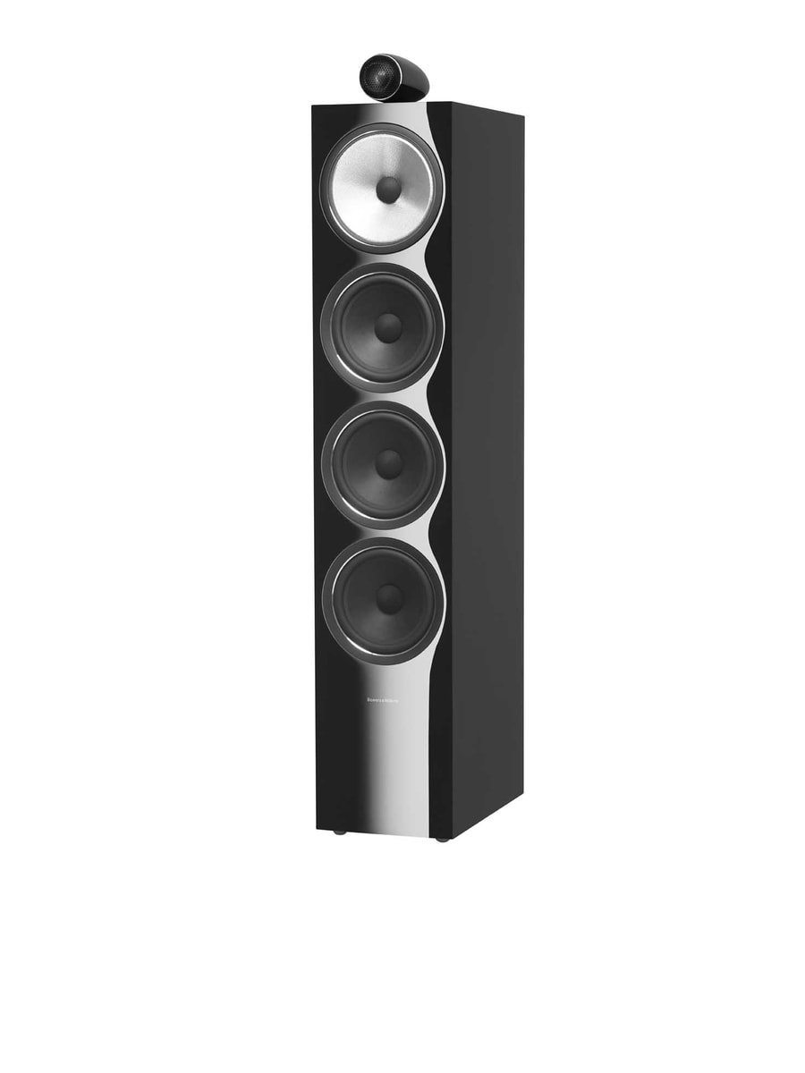 new bowers wilkins 700 series loudspeakers hifi pig. Black Bedroom Furniture Sets. Home Design Ideas