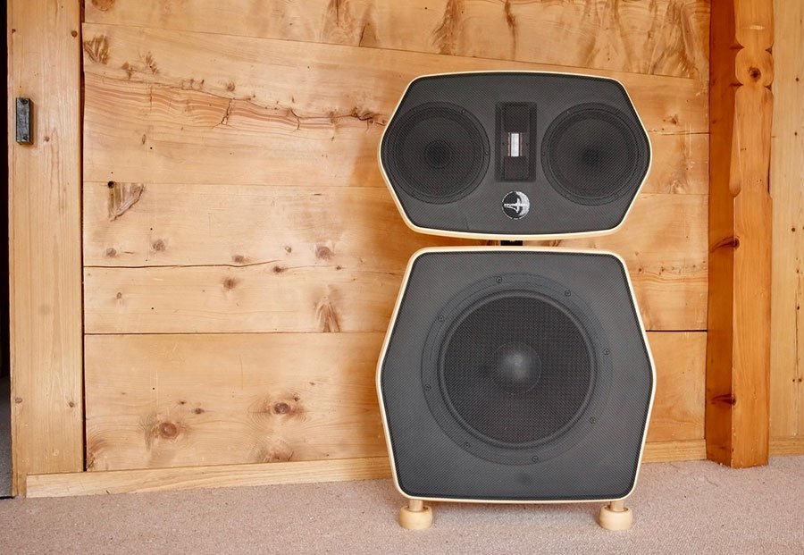SoundKaos LIBéRATION Loudspeakers Review | Hifi Pig