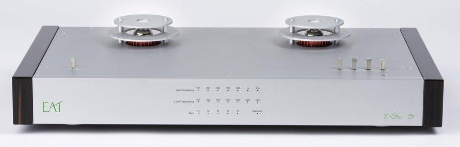 E A T  E-Glo S Hybrid Tube Phono Preamplifier | Hifi Pig
