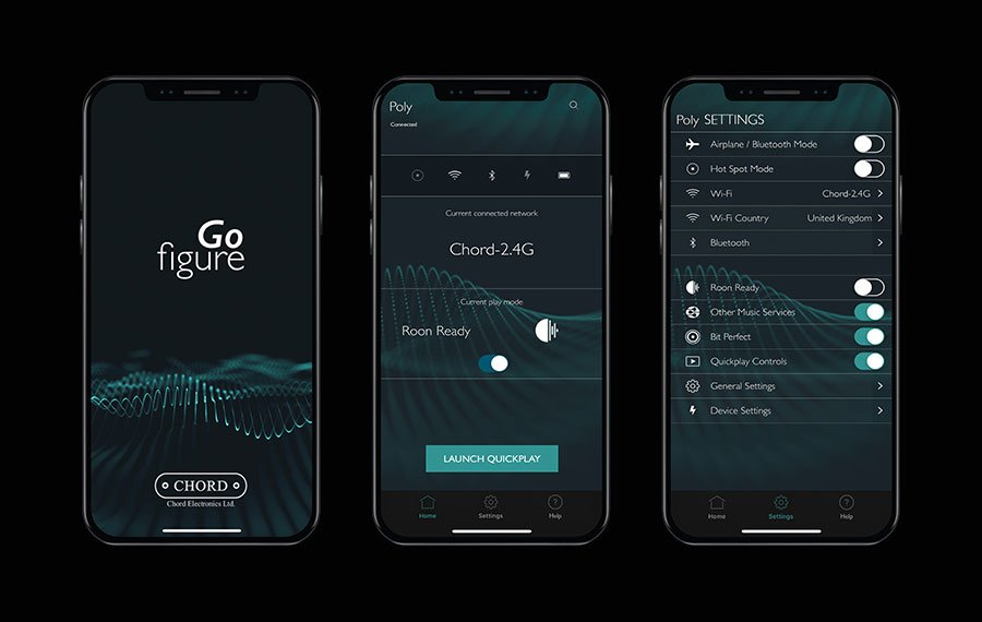Chord Announce Gofigure For Poly and iOS   Hifi Pig