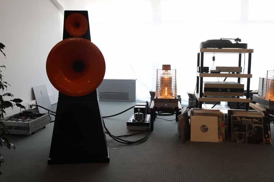 Getting The Horn - Horn Loudspeakers At High End Munich