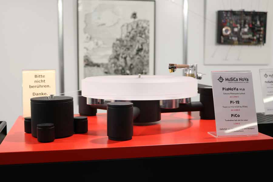 Decks And The City - Turntables At Munich High-End 2018