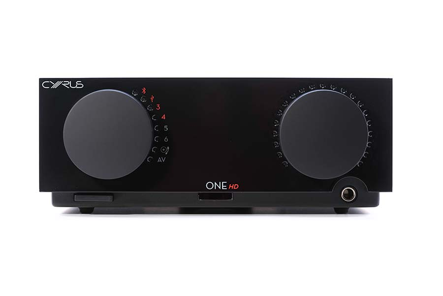 Cyrus Audio OneHD Integrated Amp and DAC | Hifi Pig