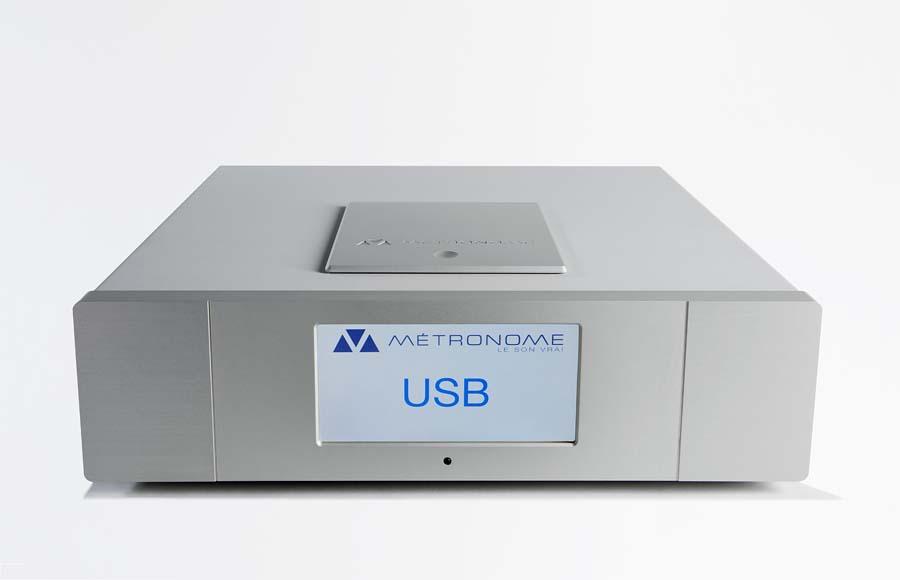 Metronome Technologies AQWO CD/SACD PLayer and DAC | Hifi Pig