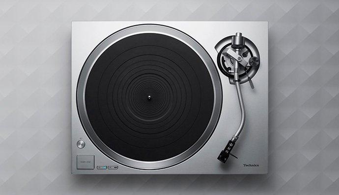 Technics Ottava C50 Speaker & SL-1500C Turntable   Hifi Pig