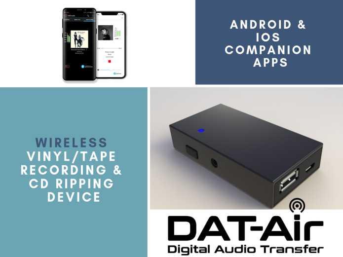 Convert Technologies Launch DAT-Air   Hifi Pig