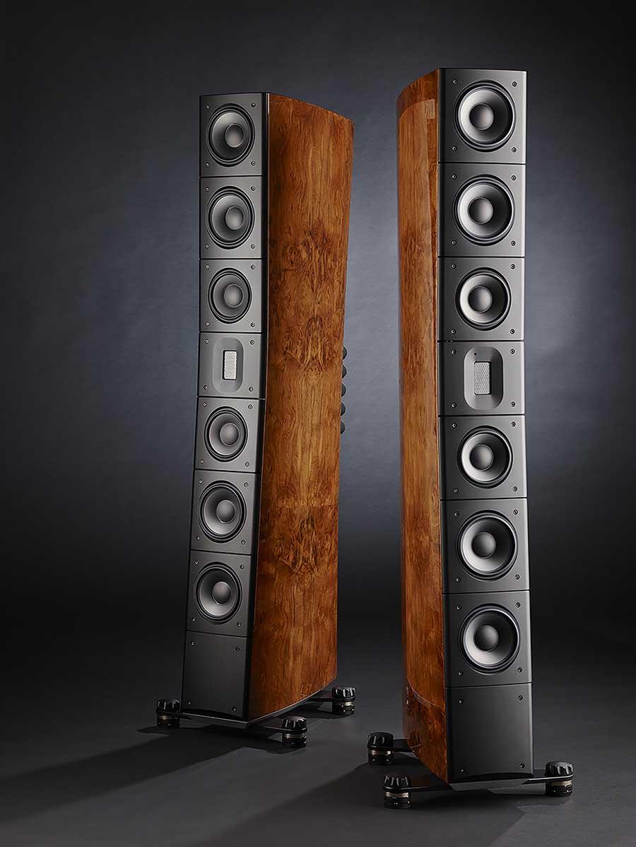 Raidho TD4.1 Loudspeakers Launching At Axpona