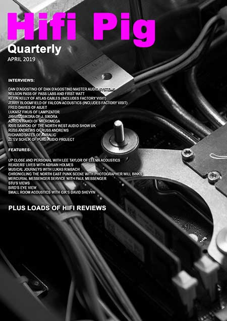 New Edition Of Hifi Pig Quarterly Is Available | Hifi Pig