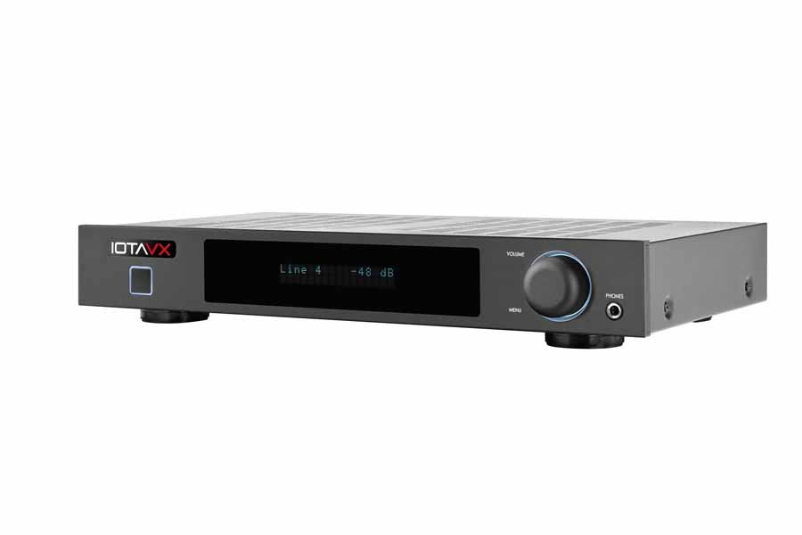 IOTAVX SA3 Integrated and PA3 Power Amp | Hifi Pig