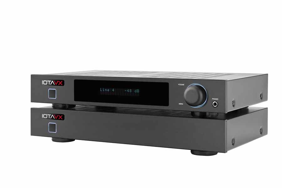 IOTAVX SA3 Integrated and PA3 Power Amp   Hifi Pig