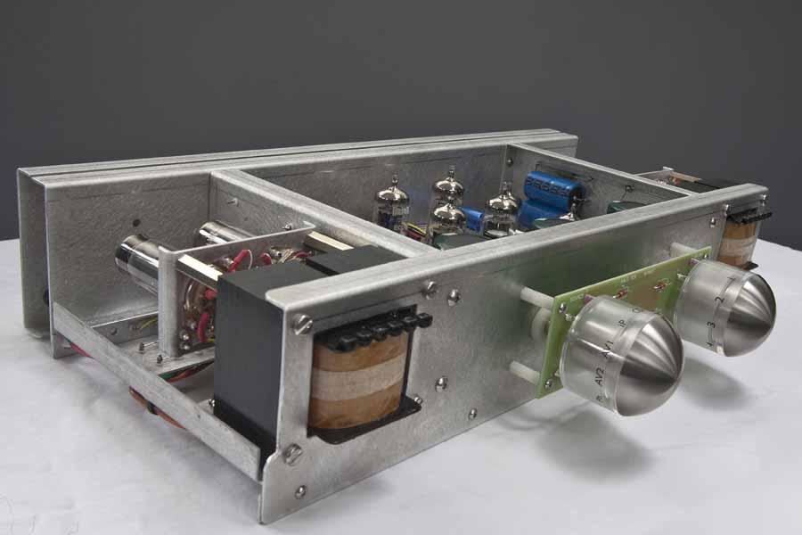 Eva Minuet' Integrated Valve Amplifier | Hifi Pig | Hifi Pig