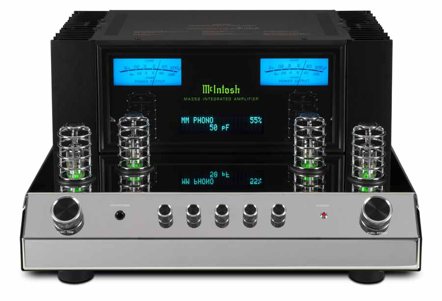 McIntosh Release MA352 Hybrid Integrated Amplifier | Hifi Pig
