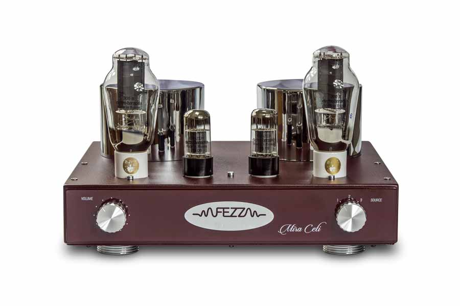 Fezz Audio Mira Ceti Integrated Amplifier Review Hifi Pig