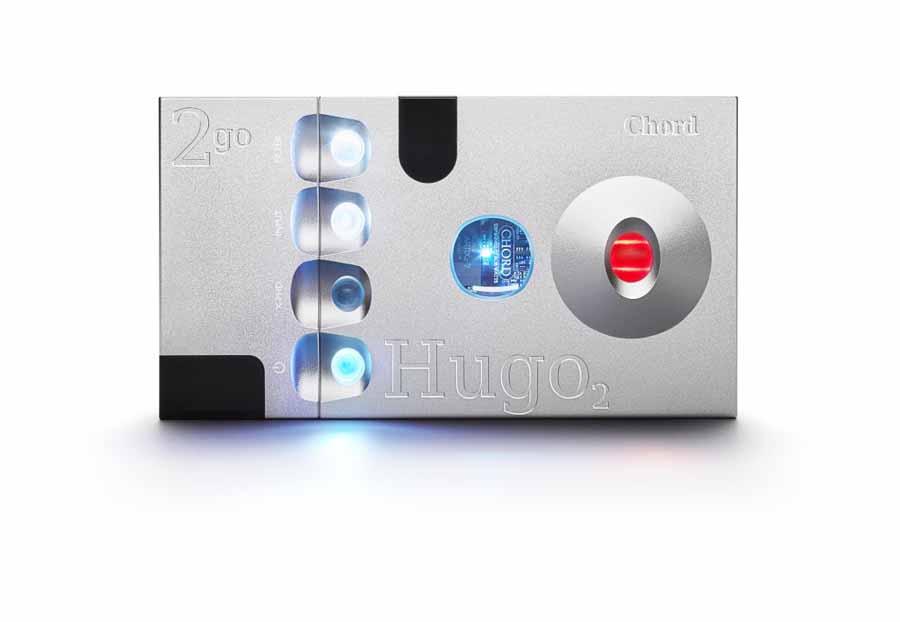 Chord Electronics Hugo2 and 2go
