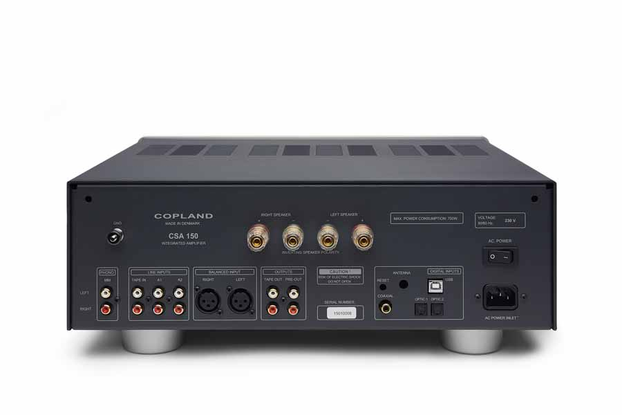 Copland CSA150 Integrated Amplifier