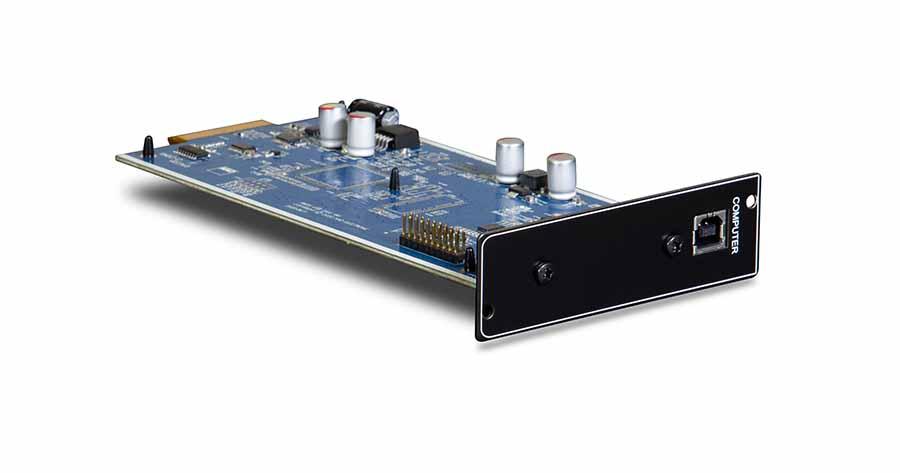 NAD Modular Design Construction MDC USB DSD Upgrade Module