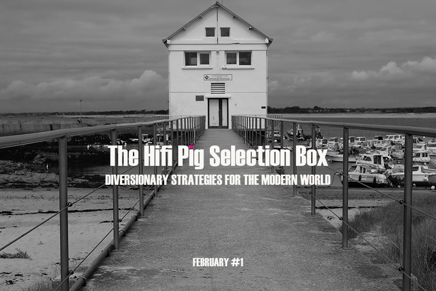THE HIFI PIG SELECTION BOX