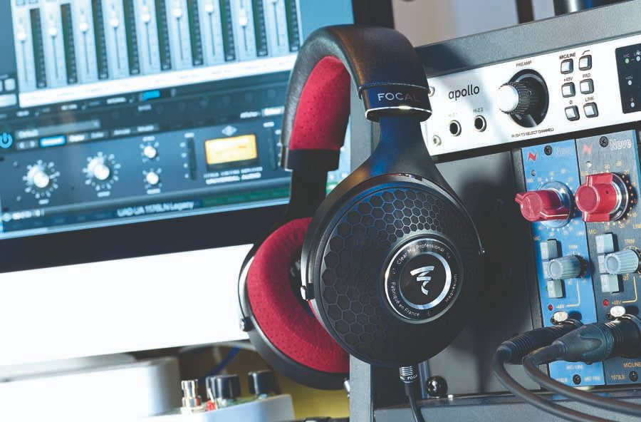 Focal Clear Mg Professional Headphones