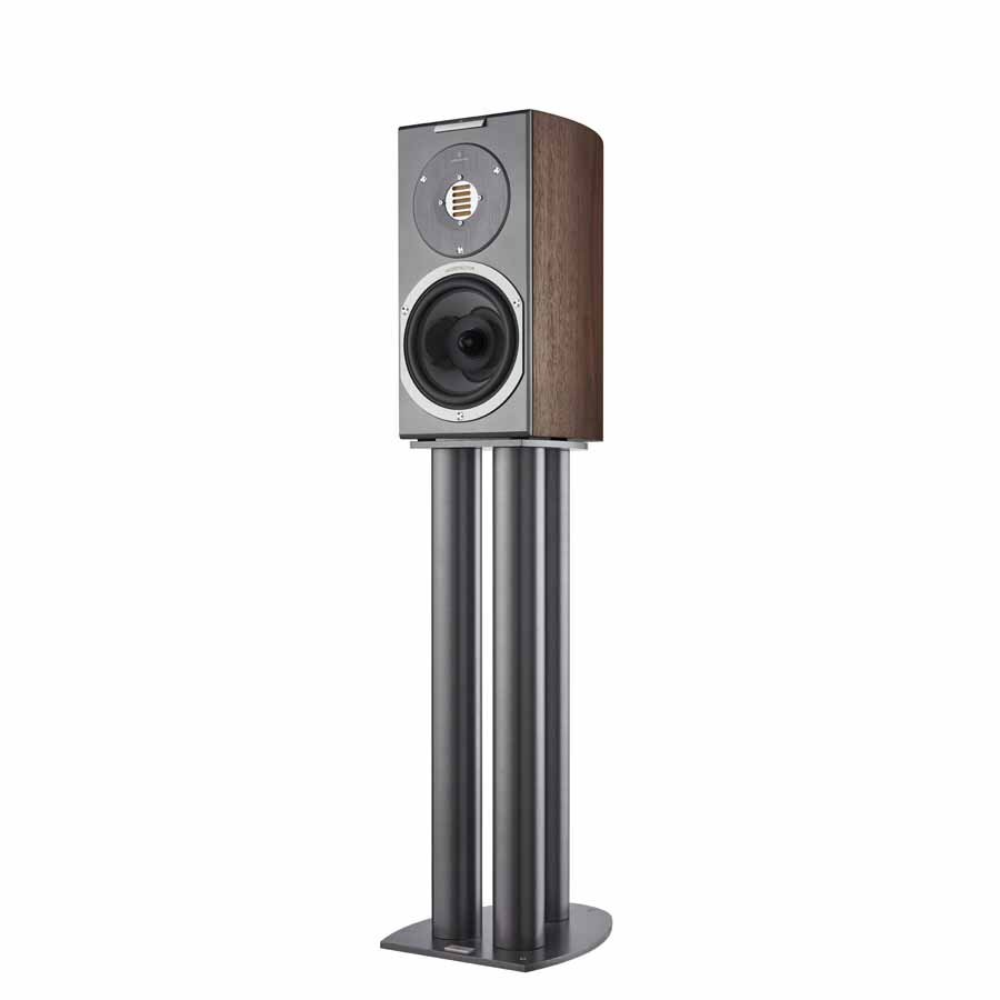 Audovector R1 loudspeakers and stands