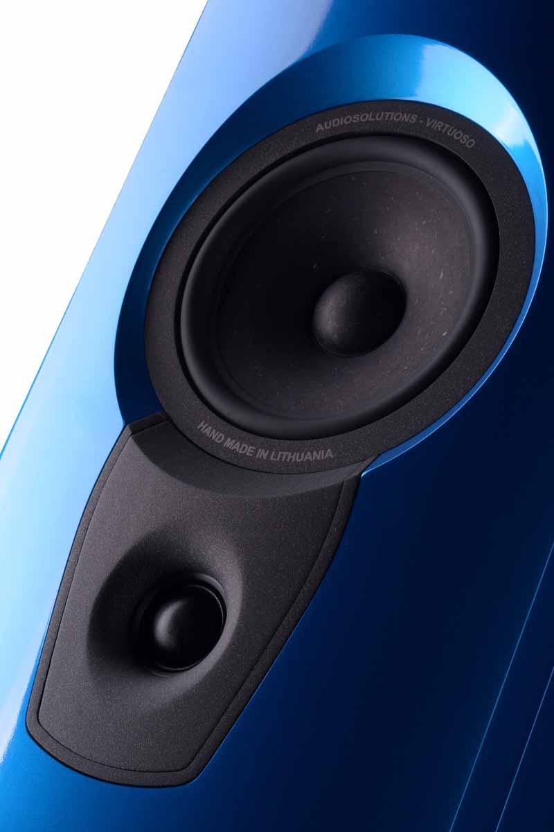 AudioSolutions Virtuoso B Standmount Speakers