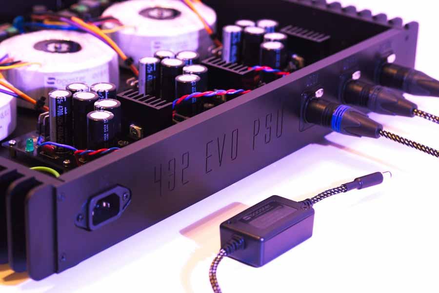432 EVO Master power supply 3