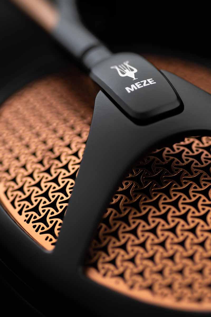Meze Empyrean HEadphones Closeup 2