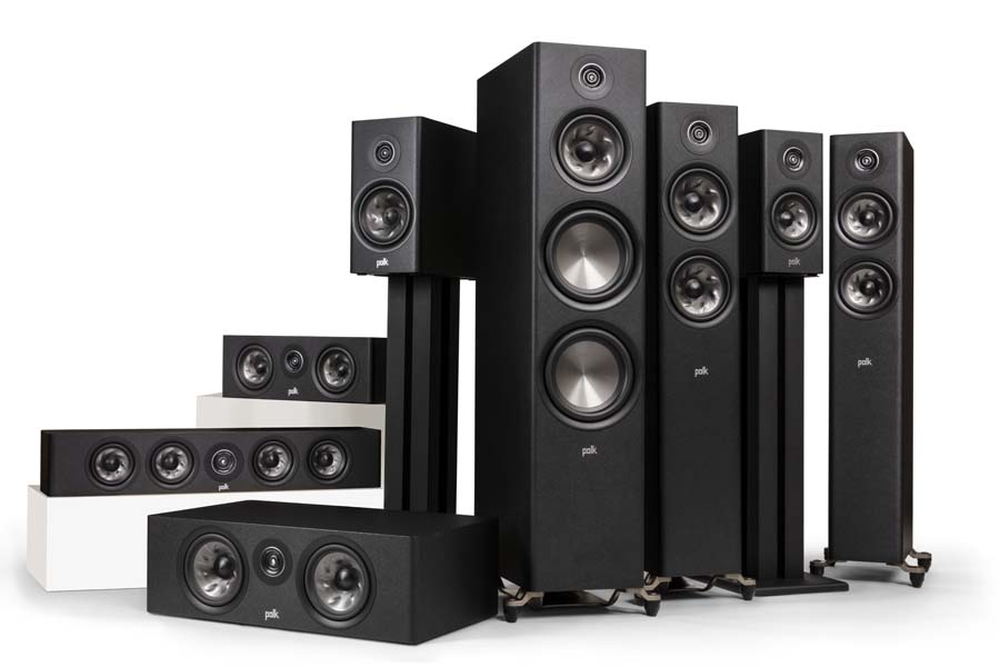 Polk Reserve Series Loudspeakers
