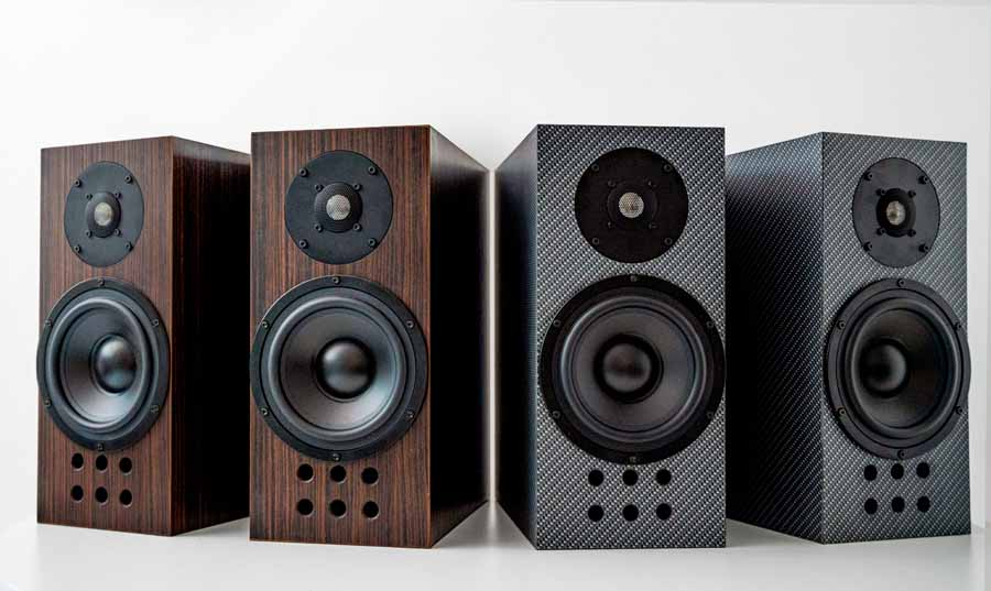 TMAUDIO Naked and Deca Loudspeaker Collections