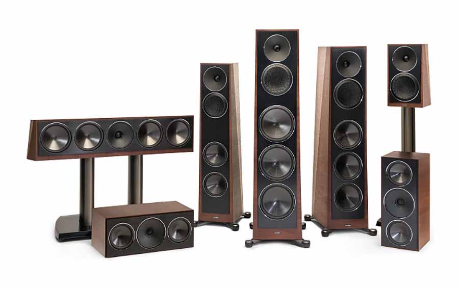 Paradigm Founder Series Loudspeakers