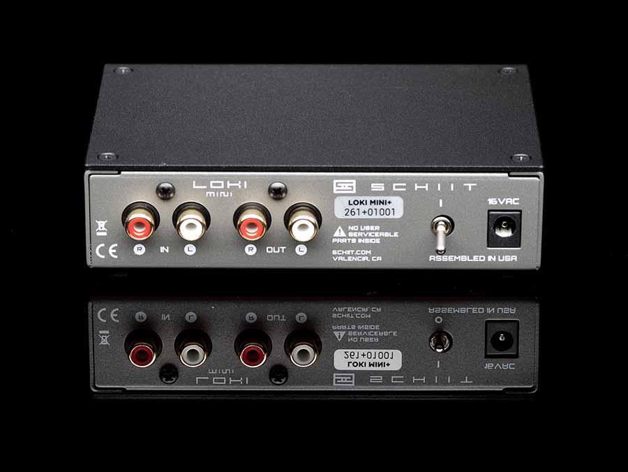 Schiit Audio Loki Mini+ 4-Band Tone Control