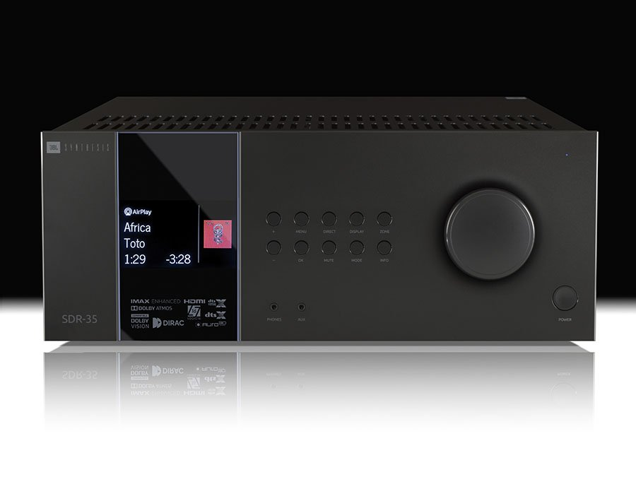 JBL Synthesis AV Electronics Now Available Individually