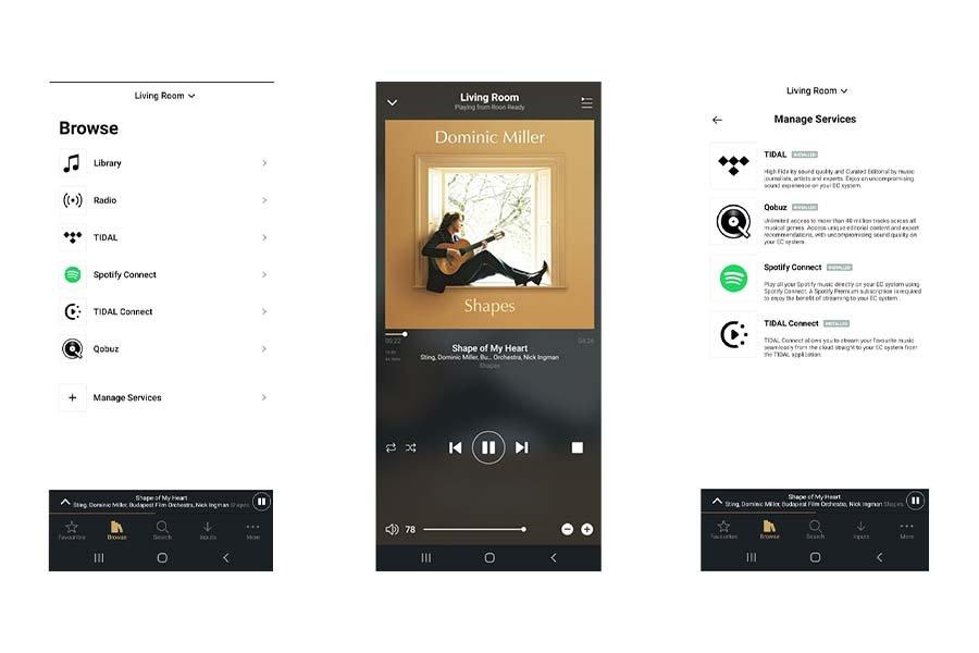 Electrocompaniet EC Play App Updated