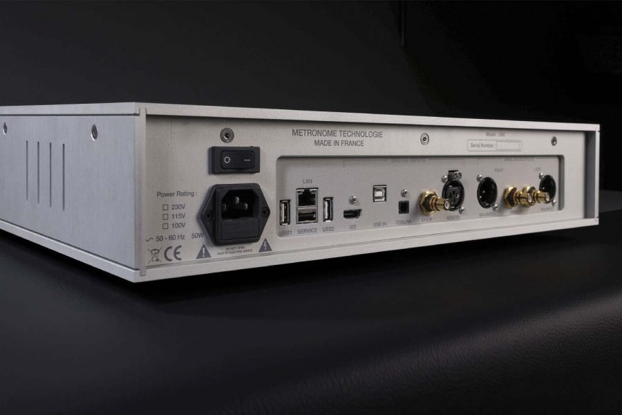 Métronome DSC Digital Sharing Converter