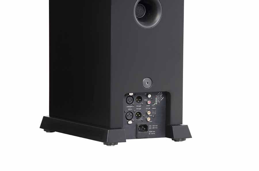 Noble & Noble Nobilis Sonum 98 Active Loudspeaker System