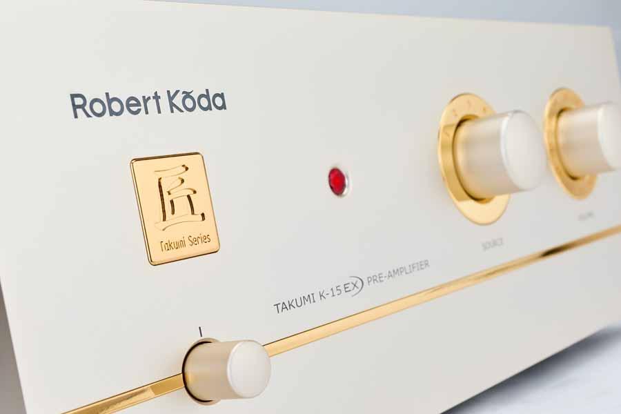 Robert Koda Takumi K-15 EX Preamplfier