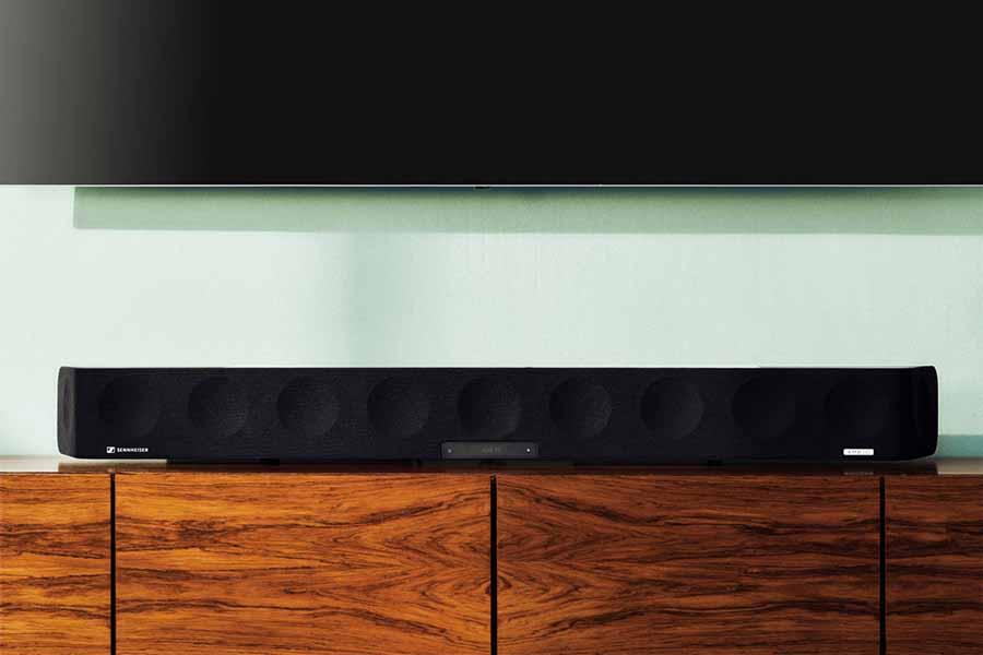 Sennheiser AMBEO Soundbar With Sony 360 Reality Audio